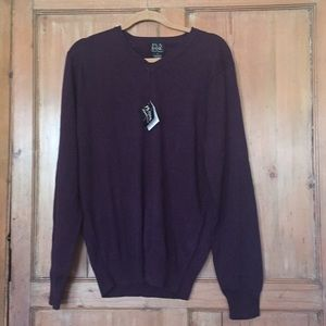 NWT Jos A Bank sweater